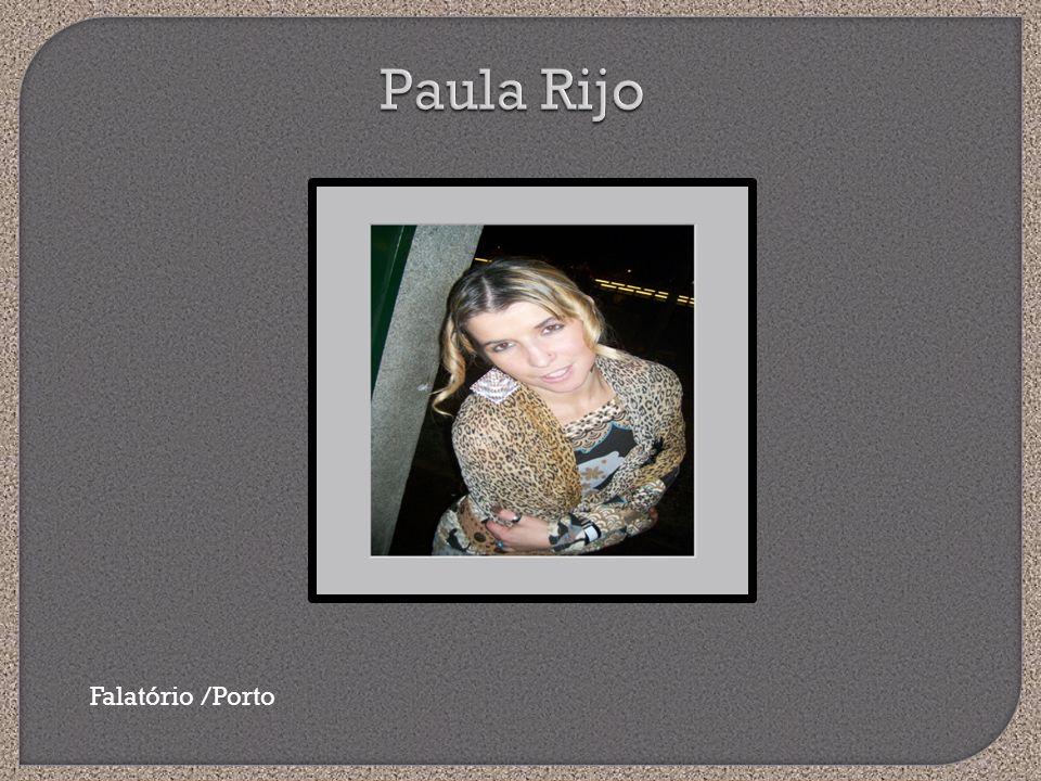 Trabalho elaborado por: Paula Rijo