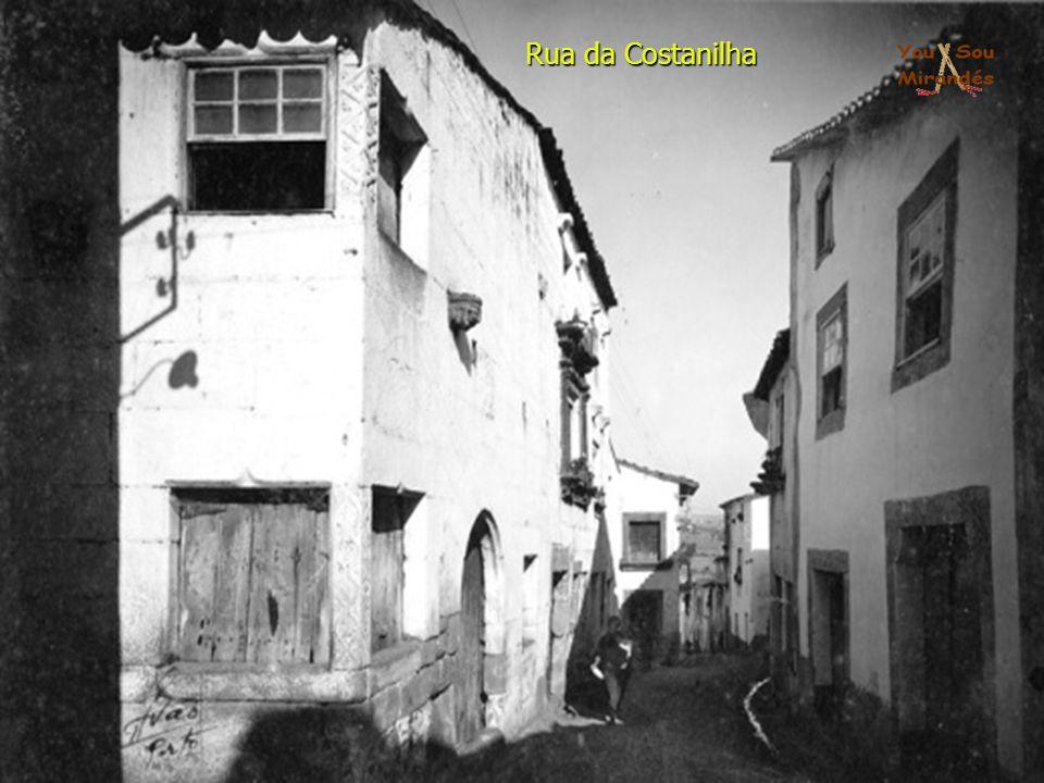 Rua da Costanilha