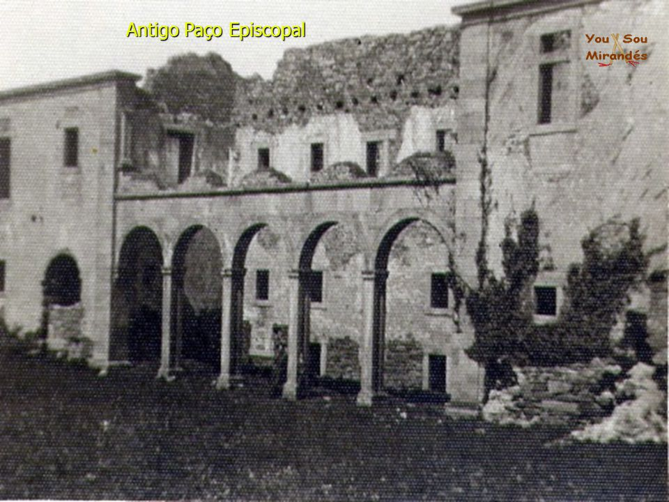Antigo Paço Episcopal