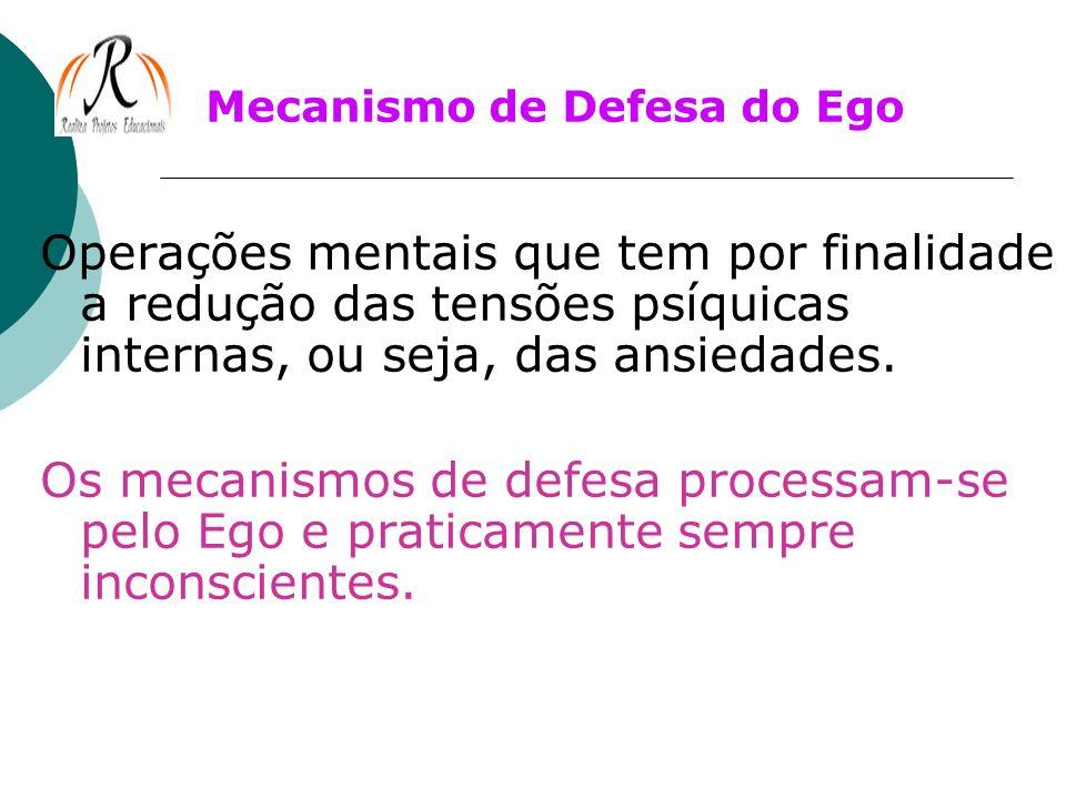 Mecanismo de Defesa do Ego