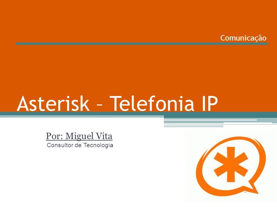 Asterisk – Telefonia IP