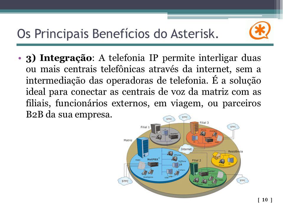 Os Principais Benefícios do Asterisk.
