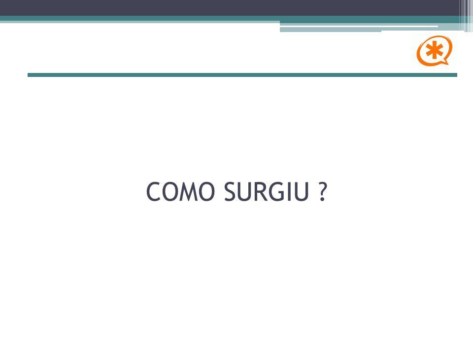 COMO SURGIU