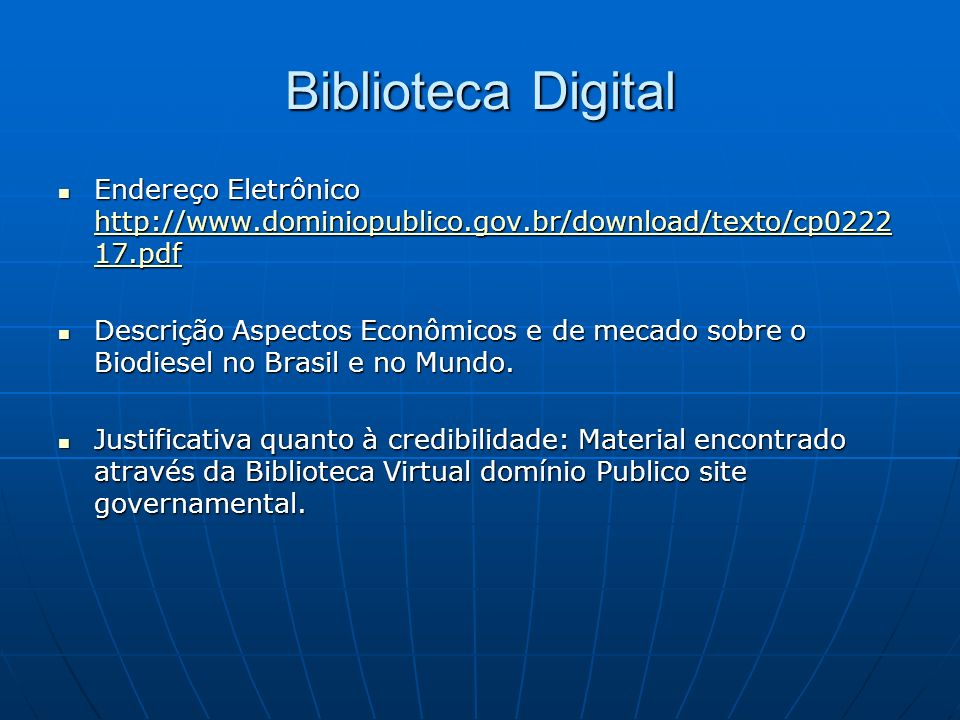 Biblioteca Digital Endereço Eletrônico http://www.dominiopublico.gov.br/download/texto/cp022217.pdf.
