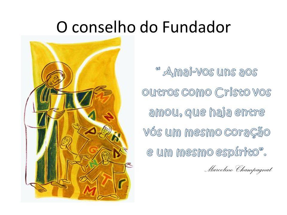 O conselho do Fundador Marcelino Champagnat
