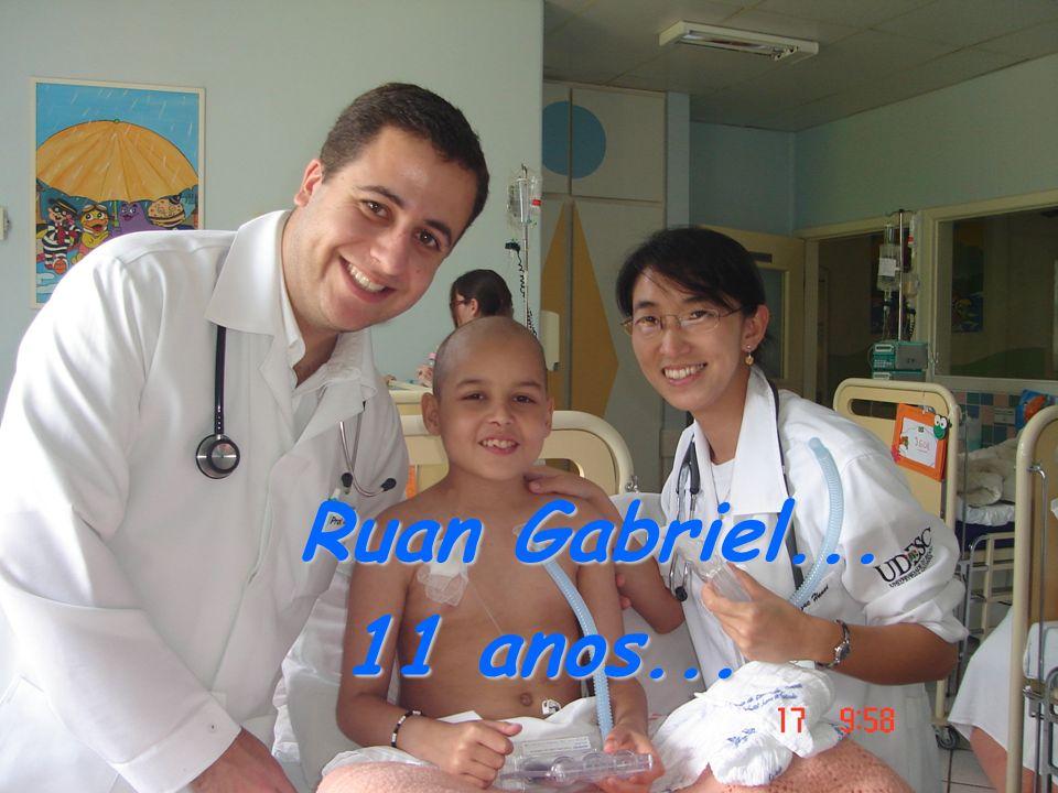 Ruan Gabriel... 11 anos...