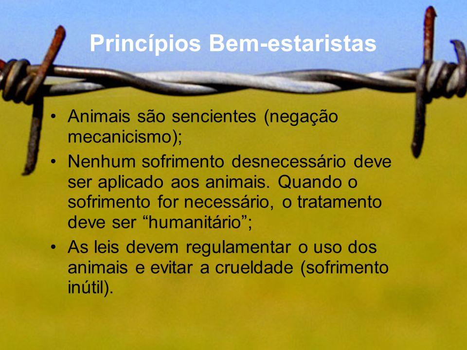 Princípios Bem-estaristas