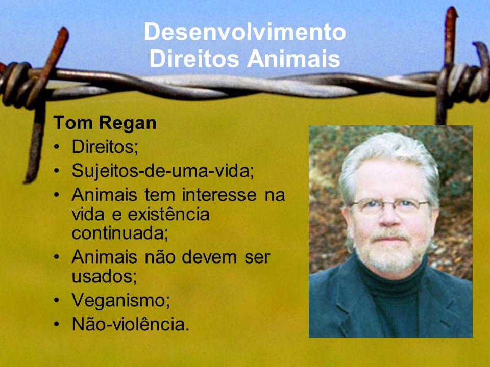 Desenvolvimento Direitos Animais