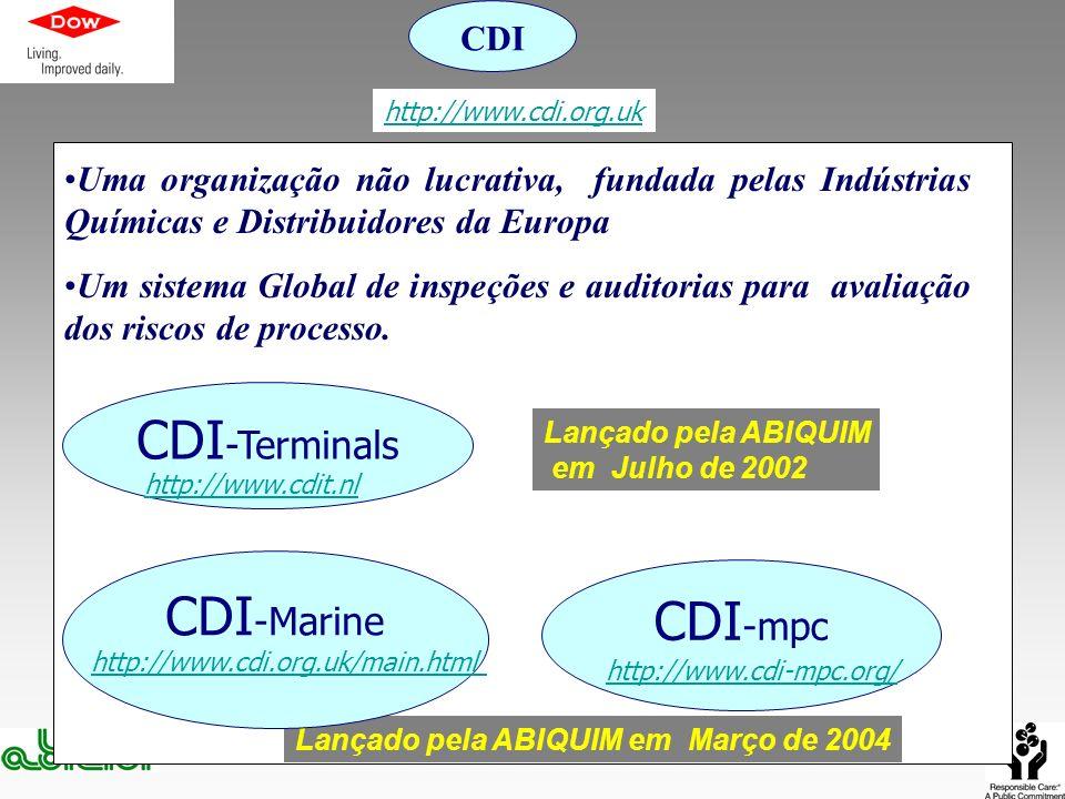 CDI-Terminals CDI-Marine CDI-mpc CDI