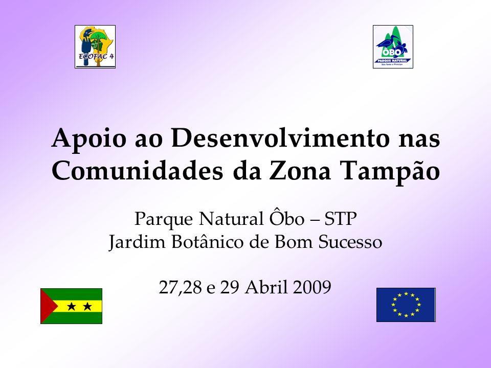 Apoio ao Desenvolvimento nas Comunidades da Zona Tampão