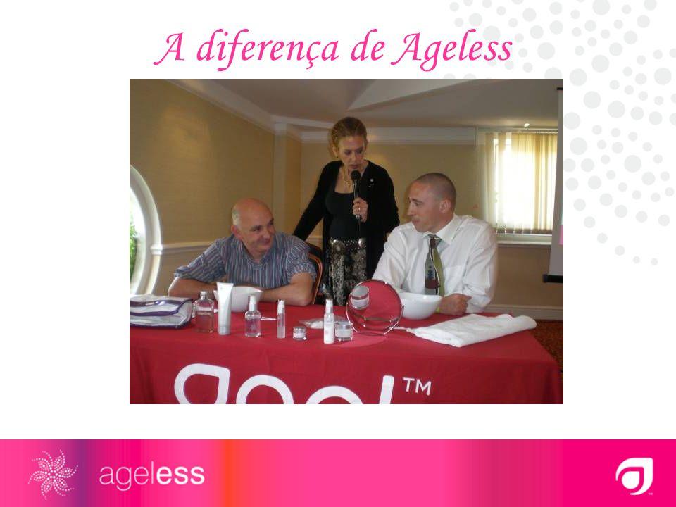 A diferença de Ageless