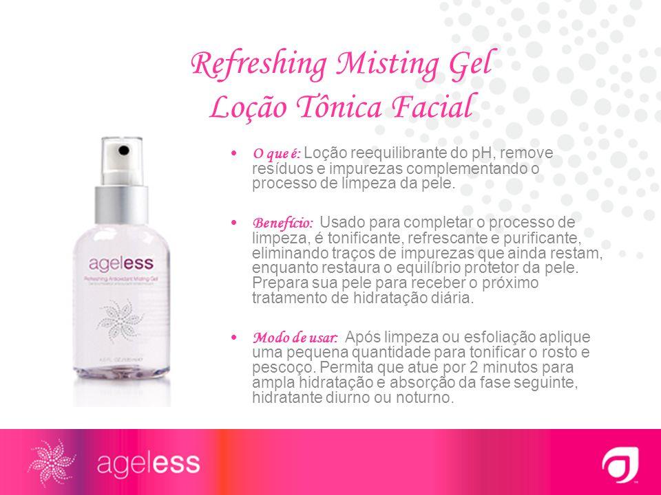 Refreshing Misting Gel Loção Tônica Facial