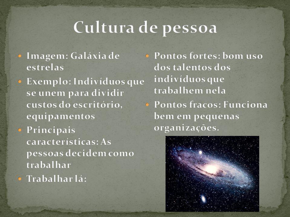 Cultura de pessoa Imagem: Galáxia de estrelas