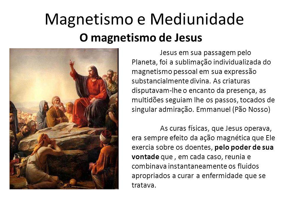 Magnetismo e Mediunidade