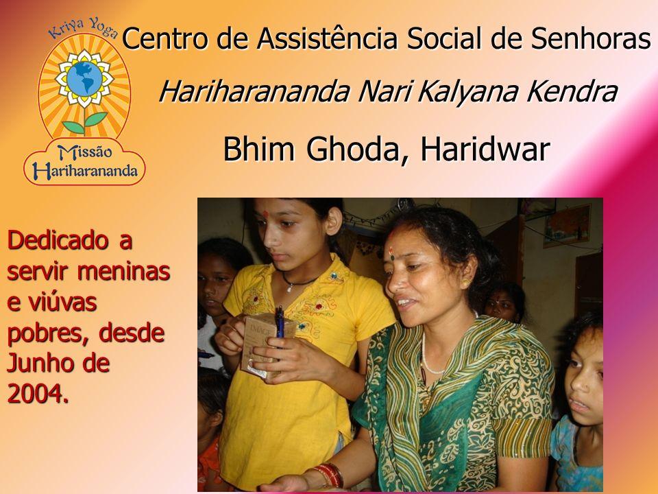 Bhim Ghoda, Haridwar Centro de Assistência Social de Senhoras