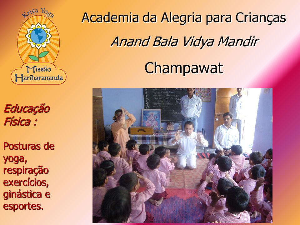 Champawat Academia da Alegria para Crianças Anand Bala Vidya Mandir