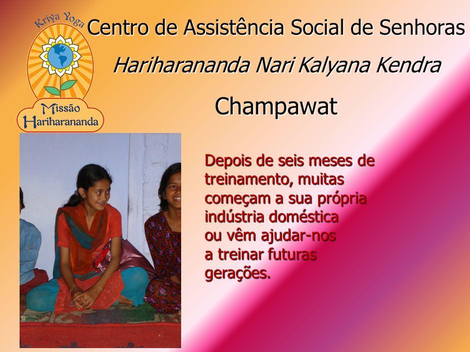 Champawat Centro de Assistência Social de Senhoras