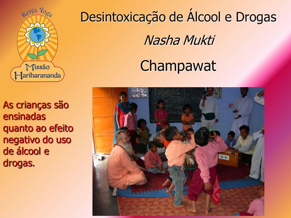 Desintoxicação de Álcool e Drogas