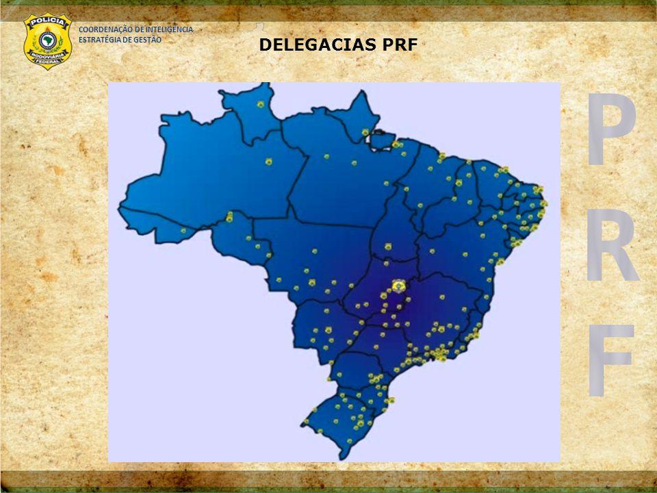 DELEGACIAS PRF