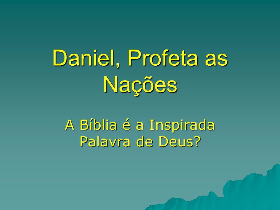 Daniel, Profeta as Nações