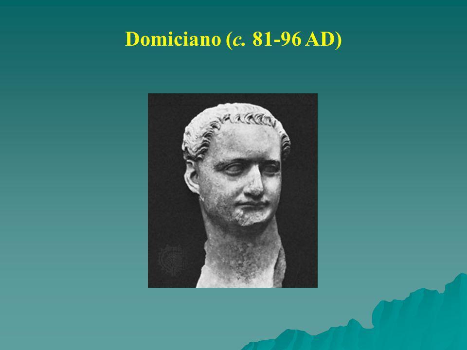 Domiciano (c. 81-96 AD)