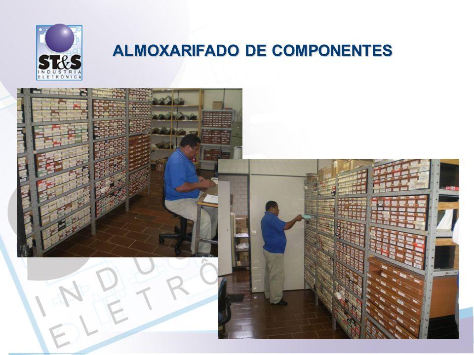 ALMOXARIFADO DE COMPONENTES