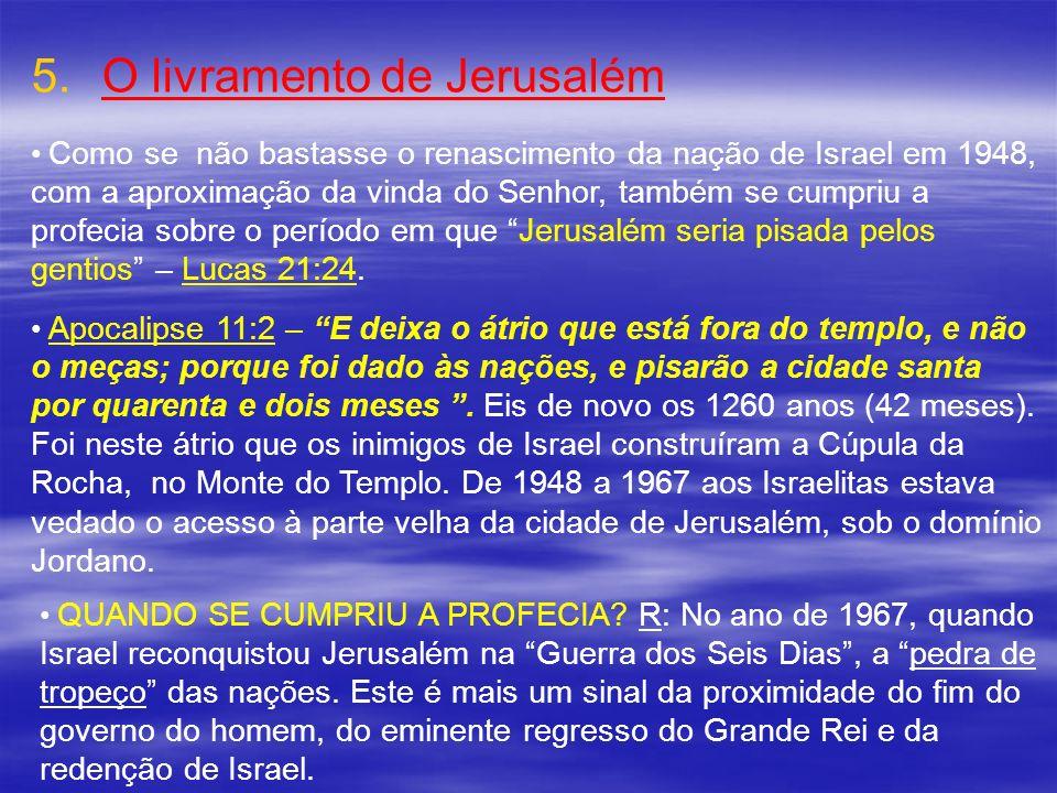 O livramento de Jerusalém