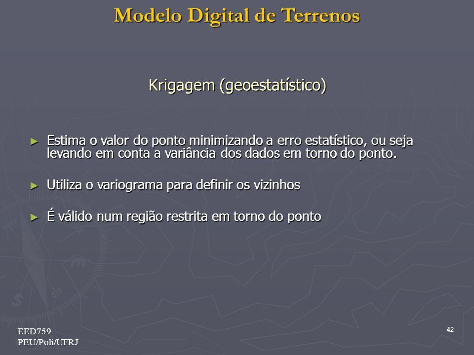 Krigagem (geoestatístico)
