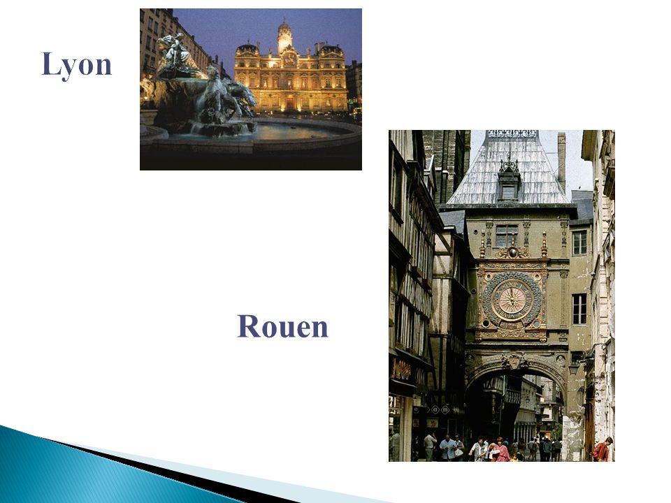 Lyon Rouen