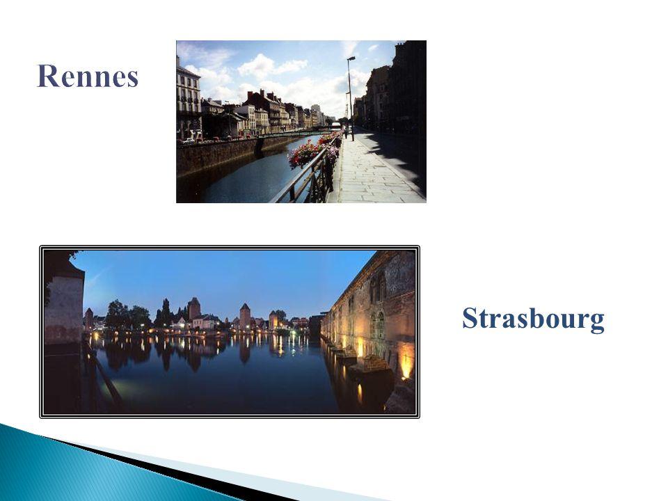 Rennes Strasbourg