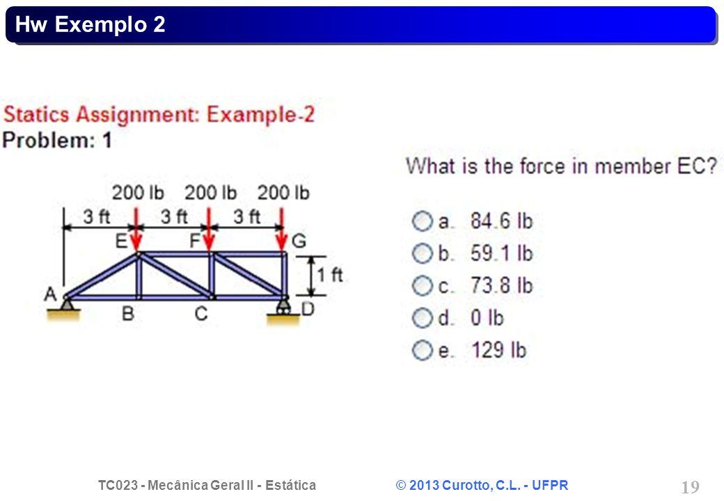 Hw Exemplo 2