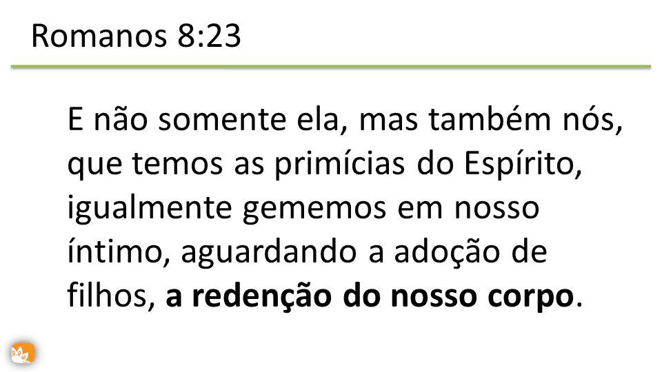 Romanos 8:23