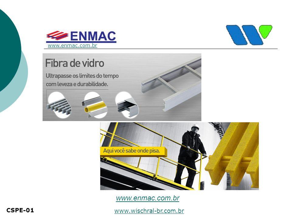 www.enmac.com.br www.enmac.com.br CSPE-01 www.wischral-br.com.br