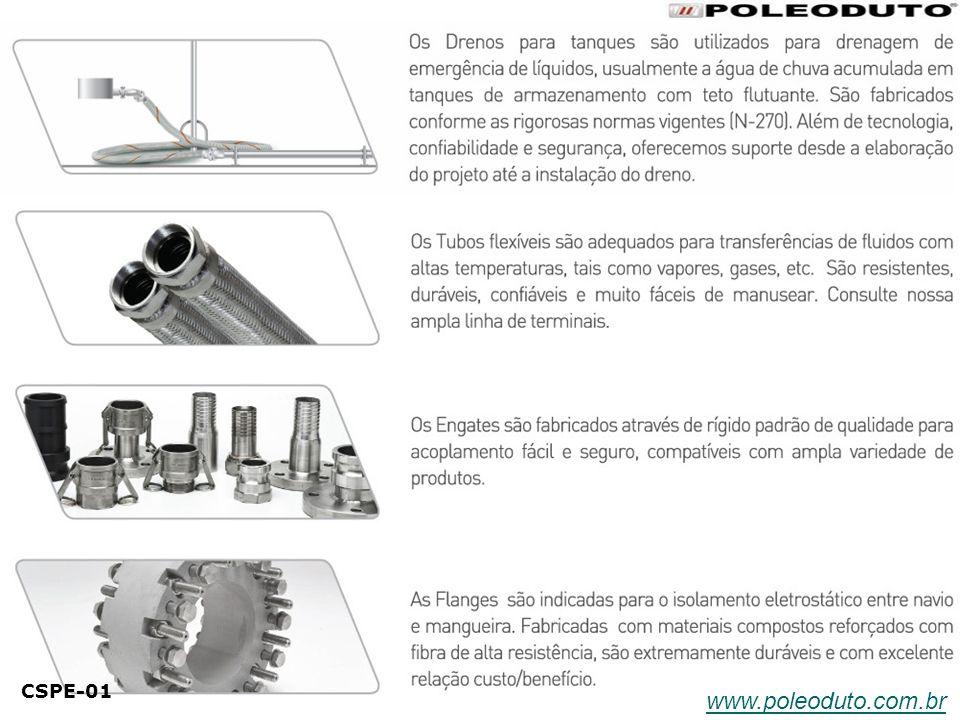 CSPE-01 www.poleoduto.com.br