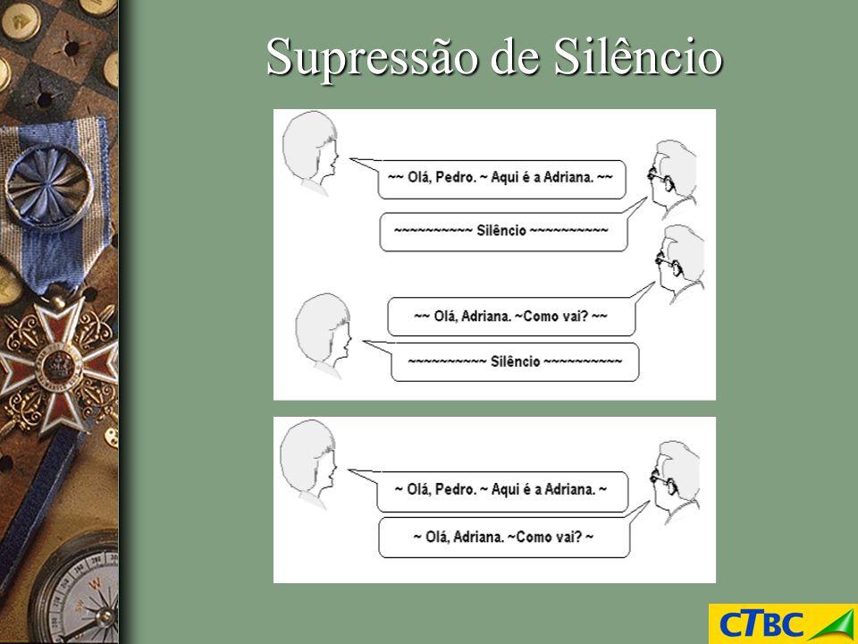Supressão de Silêncio