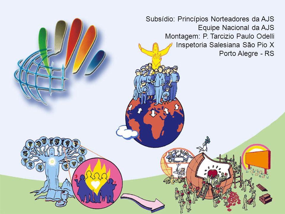 Subsídio: Princípios Norteadores da AJS