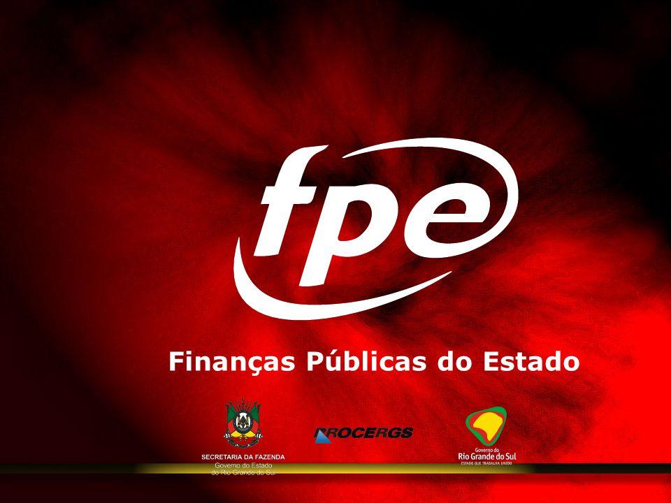 Finanças Públicas do Estado