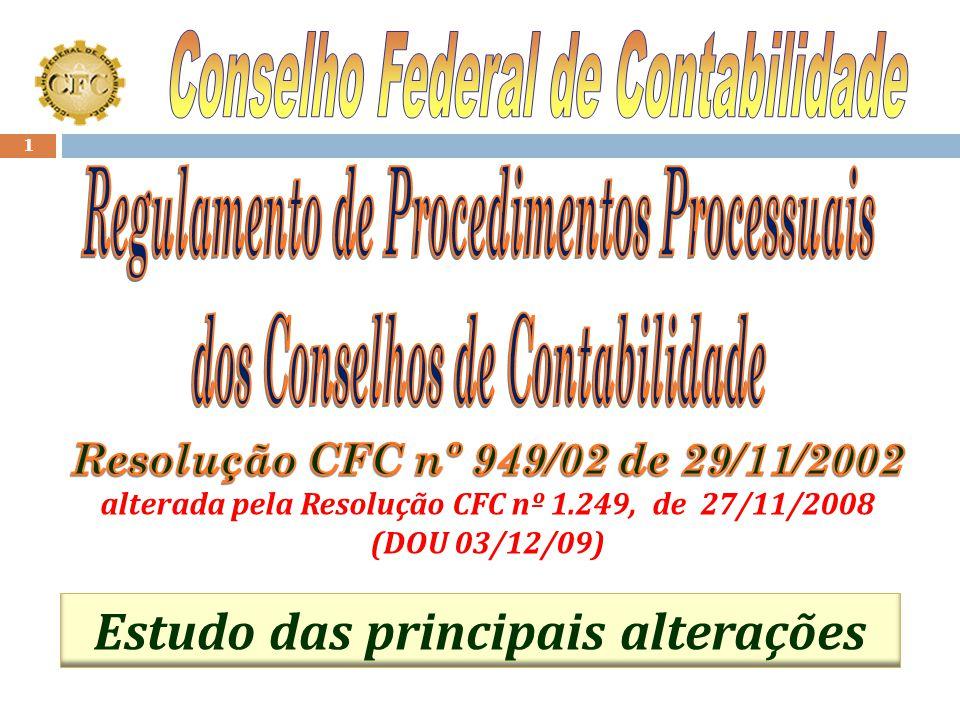 Regulamento de Procedimentos Processuais