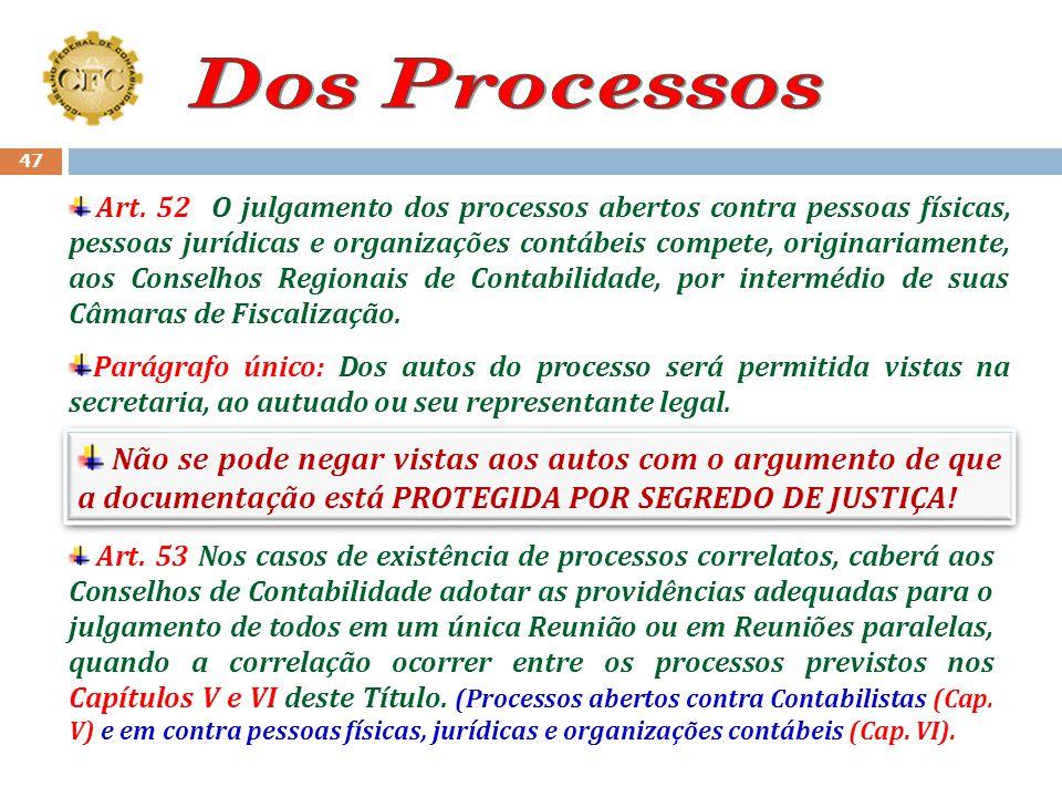 Dos Processos