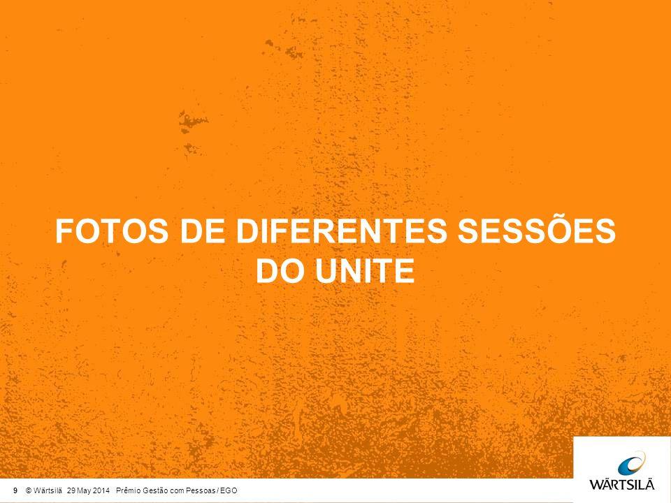 FOTOS DE DIFERENTES SESSÕES DO UNITE