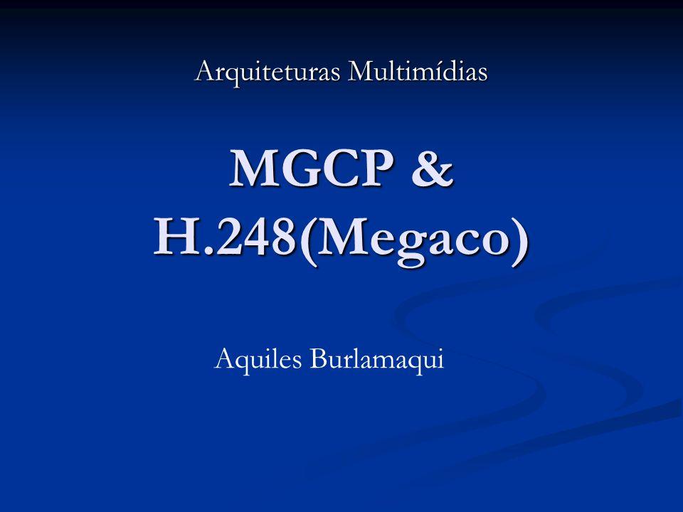 Arquiteturas Multimídias