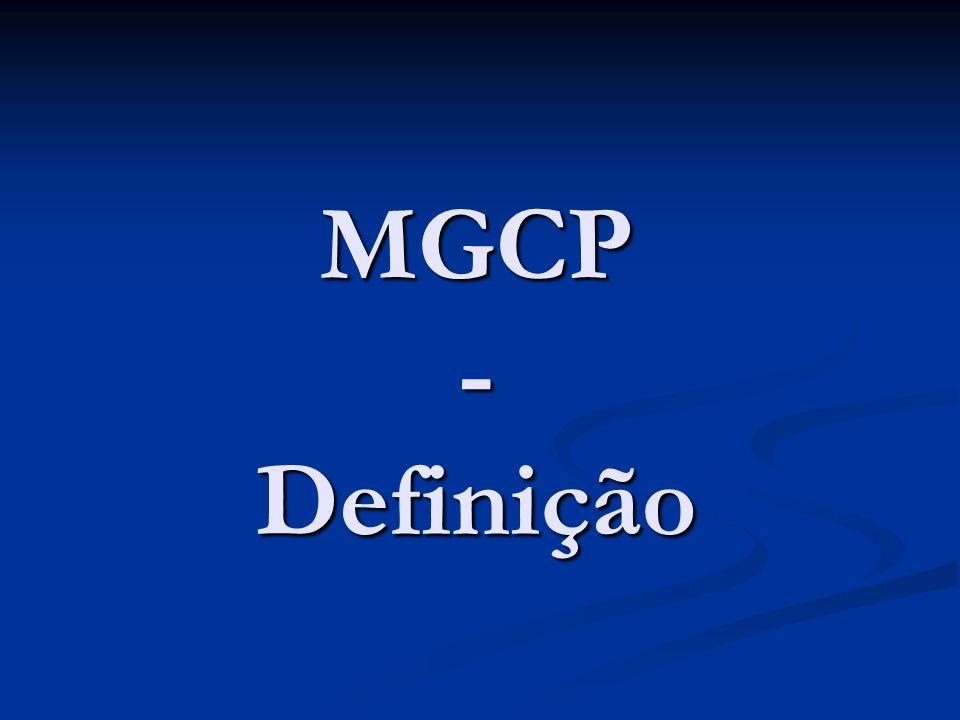 MGCP - Definição
