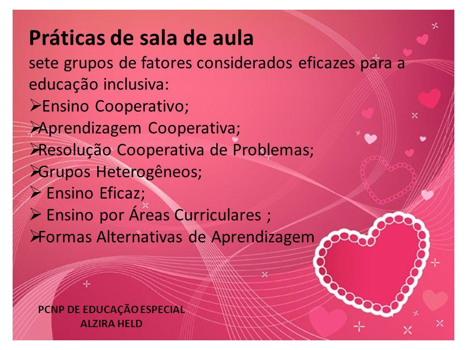 PCNP DE EDUCAÇÃO ESPECIAL