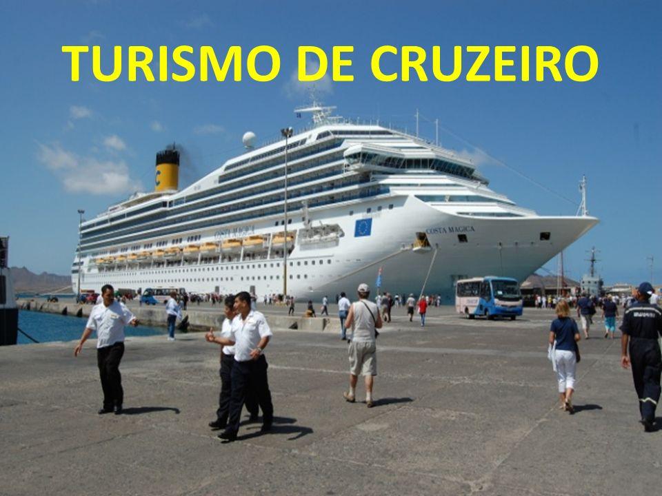 TURISMO DE CRUZEIRO