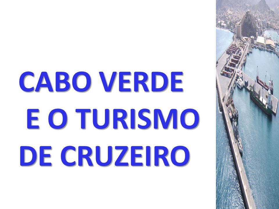 CABO VERDE E O TURISMO DE CRUZEIRO