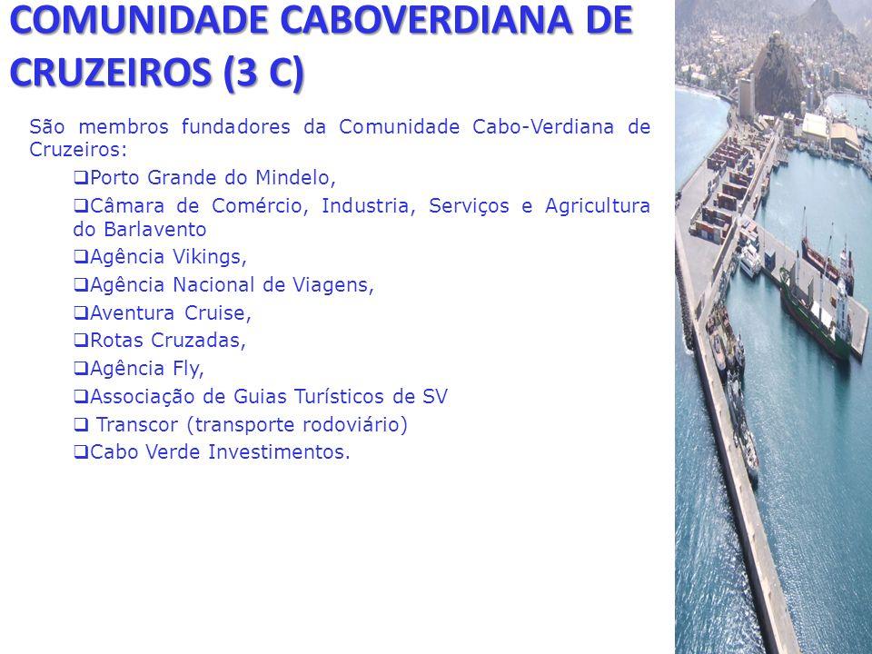 COMUNIDADE CABOVERDIANA DE CRUZEIROS (3 C)