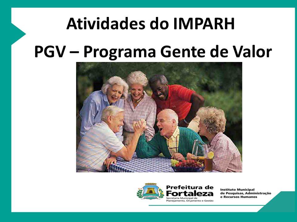 PGV – Programa Gente de Valor