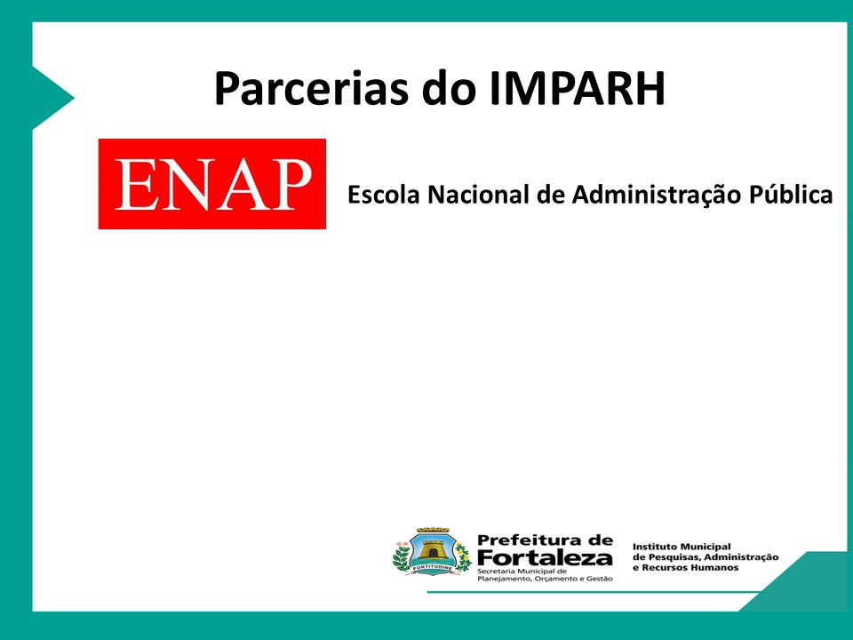 Escola Nacional de Administração Pública