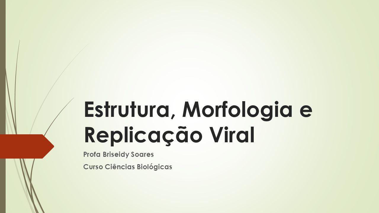 Estrutura, Morfologia e Replicação Viral