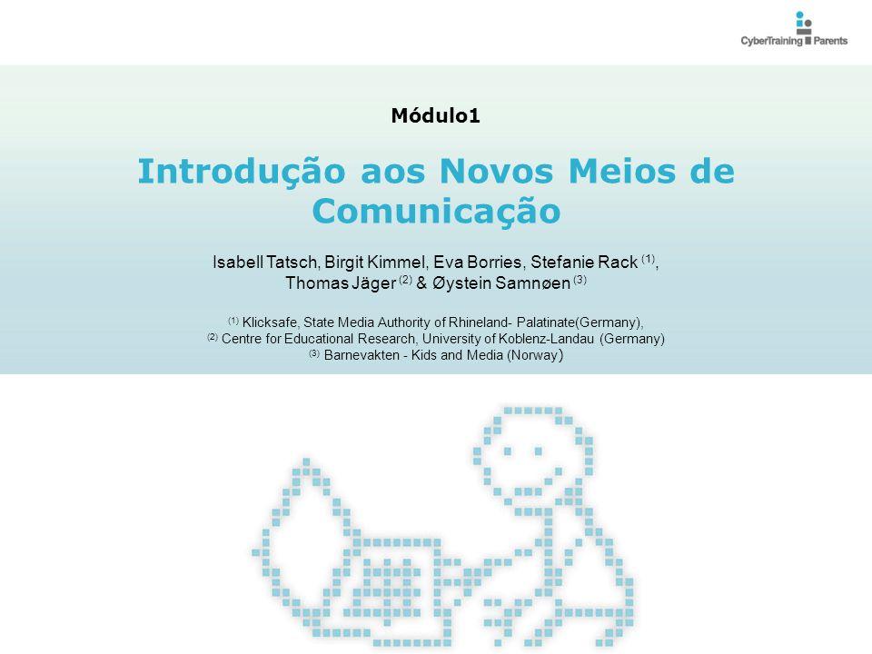 Introdução aos Novos Meios de Comunicação